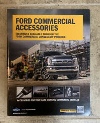 2018 Ford Commercial Connection Program Ford Commercial Accessories Brochure