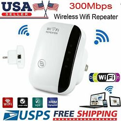 WiFi Range Extender Super Booster 300Mbps Superboost Boost Speed Wireless US $16.99