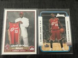 🔥LEBRON JAMES ROOKIE CARD HOT PACKS! 3 GUARANTEE HITS 10 CARD PACK🔥*PLZ READ* $19.99