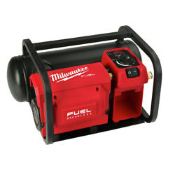 Milwaukee 2840-20 M18 FUEL 2 Gal Compact Quiet Air Compressor (Tool Only) New $339.99