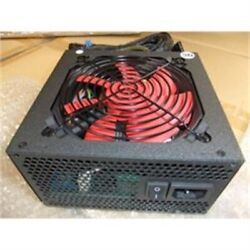 EPower Technology EP 600PM Power Supply 600W ATX12V 2.3 Single 120mm Cooling $87.98