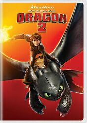 How to Train Your Dragon 2 DVD 2018 Universale Dreamworks Widescreen $8.50