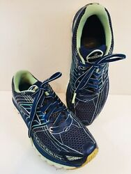 Brooks Glycerin 12 Women#x27;s Blue Teal Athletic Running Shoes Sneakers Sz 7 M B $19.99
