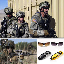 New HD Day Night Vision Sunglasses UV400 Driving Glasses Unisex Sports Eyewear  $8.95