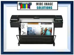 HP Z5400 44 PRINTER PLOTTER WIDEIMAGESOLUTIONS FINANCING WITH A 2 YR WARRANTY!  $2,199.00