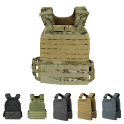 Tactical Cross Fit Weighted Vest  Plate Carrier Molle Endurance Training Combat $79.95
