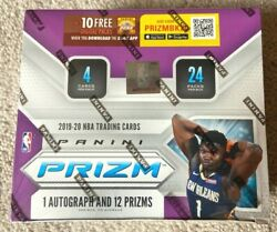 2019-2020 Panini Prizm NBA RETAIL PACK from Sealed Box +1 FREE BASKETBALL CARD $29.75