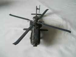 Apache Helicopter diecast 8quot; Long C $95.00