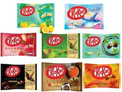Japanese Kit Kat Strawberry Matcha Black Chocolate cha flavor KitKat Chocolates