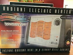 ERH210 RADIANT ELECTRIC HEATER RECONDITIONED $15.00