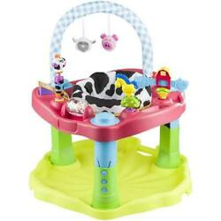 Evenflo Exersaucer Bounce amp; Learn Activity Center Moovin amp; Groovin $74.75