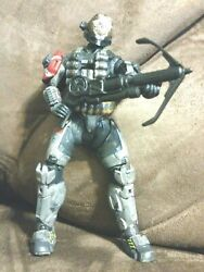 HALO Reach Spartan 3 Emile Figure 5.5 inches tall Mc Farlane $29.99