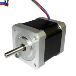 1.8 Degree 42mm NEMA17 2 Phase 4-wire Stepper Motor For 3D Printer Or CNC sale $12.54