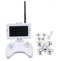 First Step RC FPV101 Ready to Fly FPV Drone Radio Monitor Combo $99.95