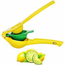 Lemon Lime Squeezer Hand Press Juicers Squeeze for Lemon  High Quality $12.99