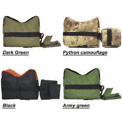Laspur Tactical Shooting Gun Rest Bench  Front Rear Sand Bag Combo Set-Unfilled $11.98