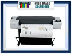HP T1120 44 PRINTER PLOTTER WIDEIMAGESOLUTIONS FINANCING 2 YR WARRANTY!  $1,699.00