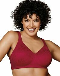 Playtex Womens 18 Hour Ultimate Lift and Support Wirefree Bra Best Seller $20.23