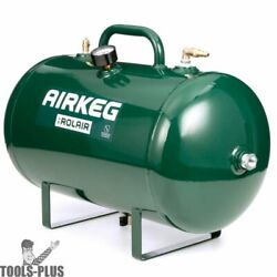 Rolair AIRKEGPLUS Portable Air Storage Tank and Air Compressor Accessory New $129.00