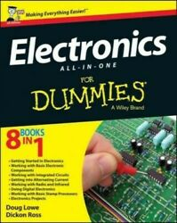 Learn Electronics for Dummies Digital Book English Version P.D.F  8 Books in One