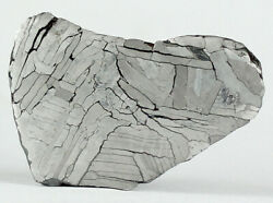 Meteorites - 7.1g Mundrabilla Polished and Etched End Cut $42.95