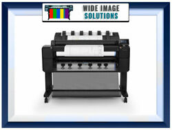 HP T1530 36 PRINTER PLOTTER WIDEIMAGESOLUTIONS FINANCING 2 YR WARRANTY! PAPER $2,699.00