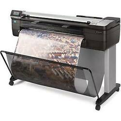 HP T830MFP 36 PRINTER PLOTTER WIDEIMAGESOLUTIONS FINANCING 2 YR WARRANTY COPY $3,999.00