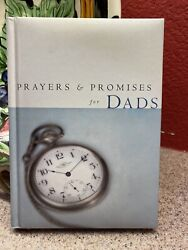 Prayers and Promises for Dads by John Hudson Tiner 2005 Hardcover $5.70