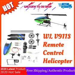 Professional Spare Parts Accessories for WL V911S 4 Channel Remote Helicopter $29.70