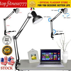 Adjustable LED Desk Lamp Clip Table Lamps for Manicure Reading Tattoo Light USA $18.99