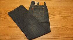 NWT MEN#x27;S LEVI JEANS 527 Multiple Sizes Slim Boot Cut Below Waist $69.50 $39.99