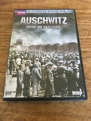 Auschwitz: Inside the Nazi State (DVD 2015 2-Disc Set) BBC Six Part Series $8.99