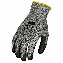 Radians RWG555M Axis Cut Protection Level 4 Work Glove, Medium, (12 per Pack) $78.58