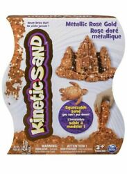 Kinetic Sand Metallic Rose Gold 1lb Sensory Kids Gift NEW $15.00