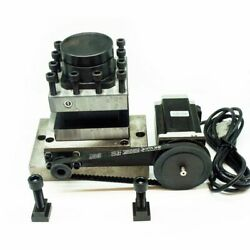 CNC TURRET TOOLPOST STEPPER DRIVEN FOR LATHES $499.95