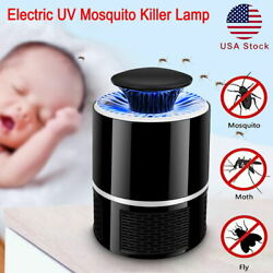 Mosquito Killer Lamp Electric Bug Zapper UV Insect Fly Trap Light OutdoorIndoor $15.99
