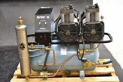 Air Techniques Airstar 30 Dental Compressor Unit Refurbished W Year Warranty $2500.00