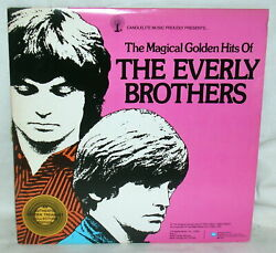 1976 The Everly Brothers 2 Record Set  Album The Magical Golden Hits $18.00