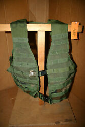 MOLLE II Fighting Load Carrier Vest Buckle US Military SDS FLC Great 438 $8.00