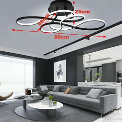 Acrylic Modern LED Ceiling Lamp Living Room Pendant Light Fixtures $94.16