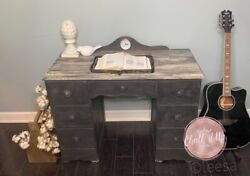 Hand painted desk $165.00