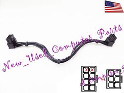 ➨➨➨ 8quot; Asus G20 ROG Motherboard 8 Pin to 6 Pin PCI E Power cable ➨➨ $15.99