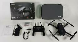 Holy Stone HS720 Foldable GPS Drone with 4K UHD Camera, Quadcopter Used $149.99