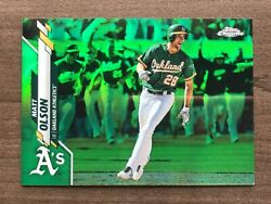 2020 Topps Chrome Green and Green Wave Wave Parallel #'d99 ~ Pick your Card $2.99