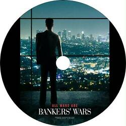 All Wars are Bankers Wars Conspiracy Documentary DVD $9.99
