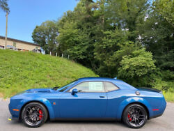 2020 Dodge Challenger RT Scat Pack Widebody 2020 RT Scat Pack Widebody New 6.4L V8 16V Automatic RWD Coupe Premium $46,990.00