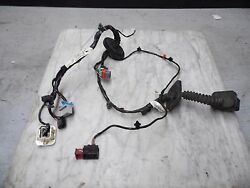 OEM 03 07 Cadillac CTS Front Driver#x27;s Wiring Harness for Power Door 8 Plug $38.80