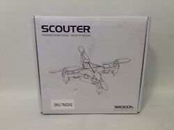New Scouter Brand Drone Kids Beginners Portable Pocket Quadcopter Highly Rated $9.95