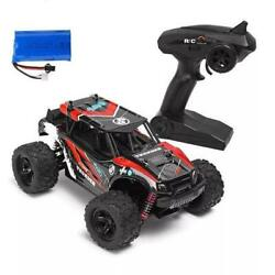 1 18 Scale RC Car 2.4G 4WD High Speed Fast Remote Controlled Large Truck RED $49.99