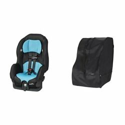Evenflo Tribute LX Convertible Car Seat Neptune with Car Seat Travel amp;amp; $168.55